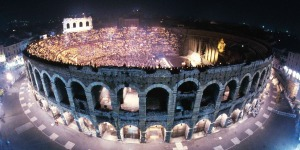 A photo of the Arena di Verona