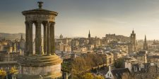 Edinburgh: Music, Whisky & The Art of Glass